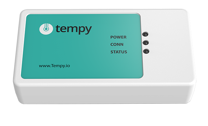 Tempy Gateway - Top View
