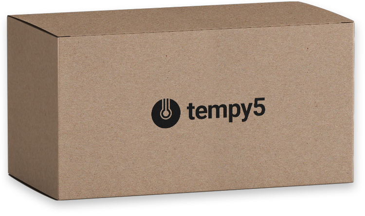 Tempy5 Packaging